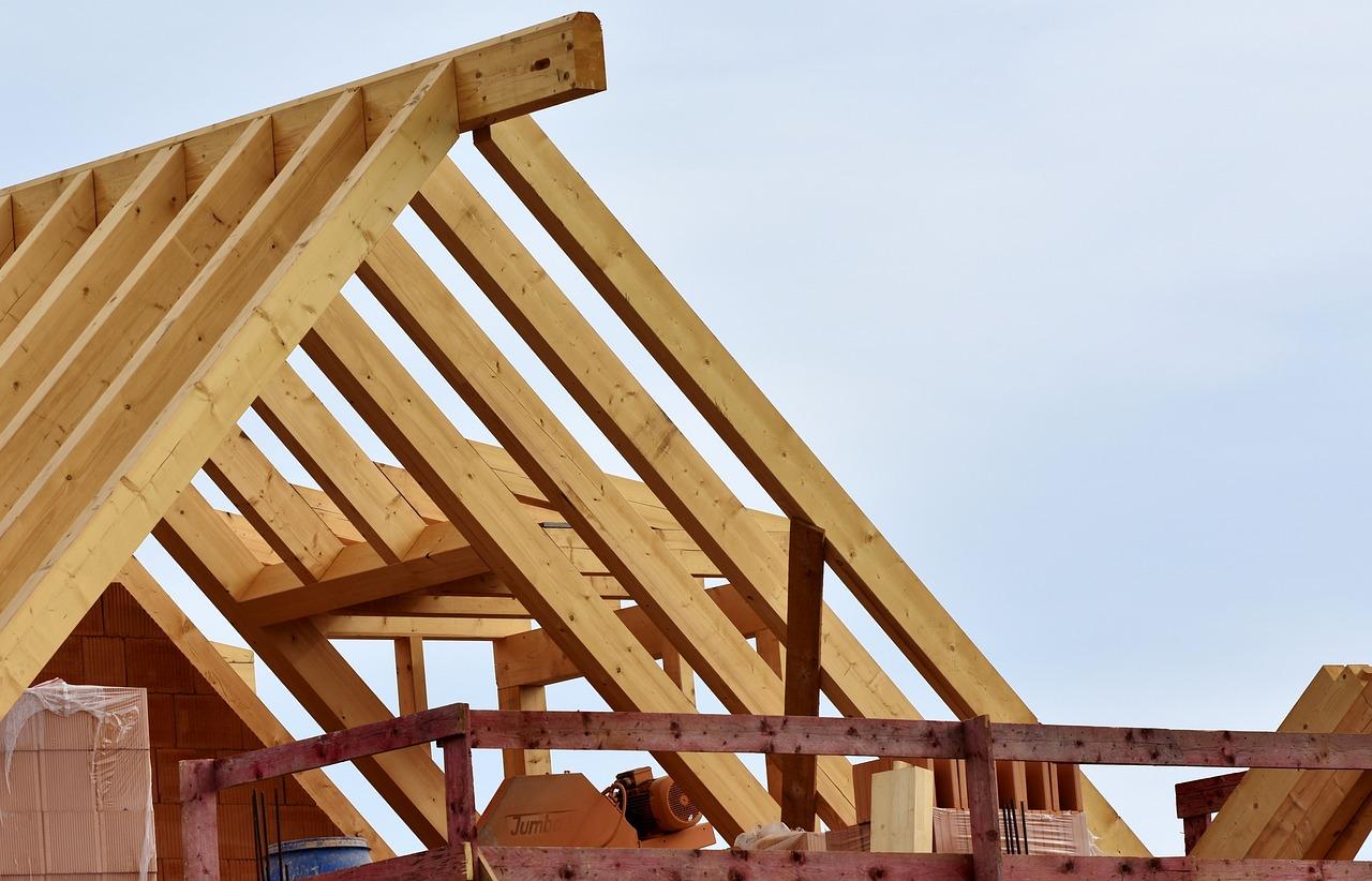 gradnja strehe